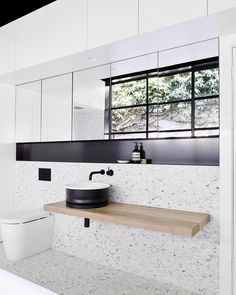 """2,793 Likes, 33 Comments - Scandinavian Colour + Design (@designstuff_group) on Instagram: """"// We promised you more of that AMAZING Bathroom with Concealed Laundry by @the_northbourne_effect…"""""""
