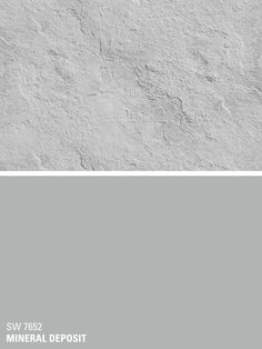 Sherwin-Williams gray paint color – Mineral Deposit (SW 7652)