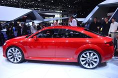 Cool Audi 2017: Audi gives its TT more doors for Paris - Images Car24 - World Bayers Check more at http://car24.top/2017/2017/05/06/audi-2017-audi-gives-its-tt-more-doors-for-paris-images-car24-world-bayers/