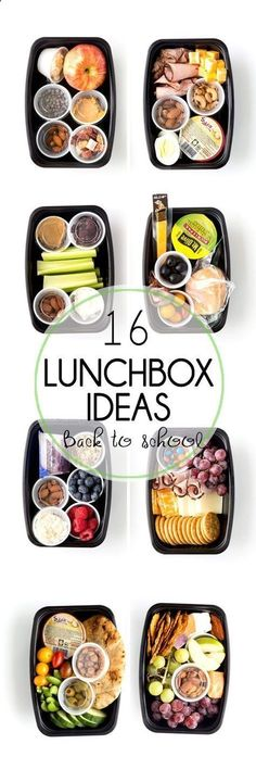 Eat Stop Eat To Loss Weight - Lunchbox ideas for back to school that adults will want to eat too. In Just One Day This Simple Strategy Frees You From Complicated Diet Rules - And Eliminates Rebound Weight Gain Lunch Snacks, Lunch Recipes, Healthy Snacks, Cooking Recipes, Healthy Recipes, Kid Snacks, Fruit Snacks, Cooking Videos, Healthy Togo Lunches