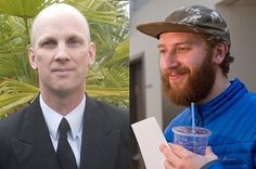 These Are The Victims Of The Portland Train Stabbing Attack >>> Ricky Best, 53, father of 4; and Taliesin Namkai-Meche, 23, graduate of Reed College. Those who loved and knew them were shocked by the way in which they died, but not at all surprised to learn they had intervened to stop an act of hate. #Heroic