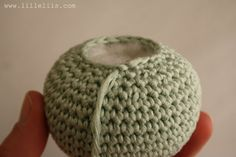 lilleliis : How to finish amigurumi pieces?