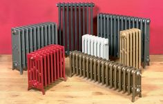 Wide range of contemporary and traditional electric radiators including cast iron, glass, stainless steel. Victorian Radiators, Column Radiators, Cast Iron Radiators, Murs Violets, Sheep House, Electric Radiators, Radiator Cover, Wood Burner, Architecture