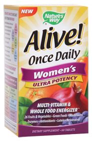 One of the best multi vitamins for women. It has vitamins and minerals. Fruits and vegetables. Cardiovascular support. Cranberry, digestive enzymes and a hair, skin and nail formula and more. Taking one a day this will last you two months.