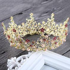Vintage Queen Crown