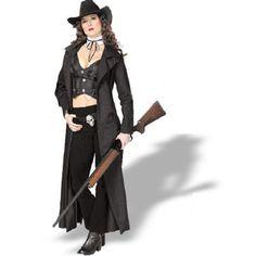Adult Gunslinger Costume