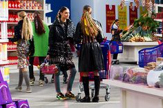 Chanel F/W 2014 - Supermarket Chanel