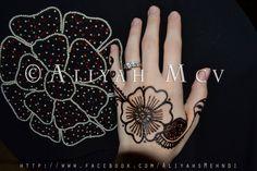 #sheila #mehndi #henna Aliyah's Mehndi