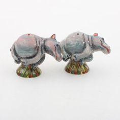 ardmore ceramics hippo saltpepper ardmore 3 fung shui good