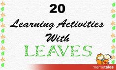 Learning with Leaf
