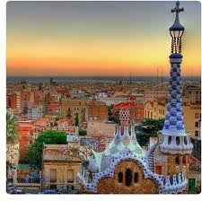 Beautiful Barcelona Easy Travel Guide - for our trip to Spain!