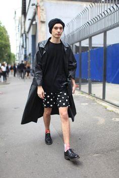 Milan Men's Fashion Week street style [Photo by Kuba Dabrowski]