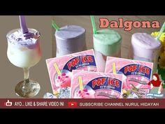 Resep Dalgona || Dalgona Pop Ice Aneka Rasa || Minuman Viral - YouTube Ice, Breakfast, Youtube, Food, Morning Coffee, Essen, Meals, Ice Cream, Youtubers
