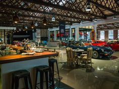 Crossley & Webb Cape Town - Coffee bar and Specialist vehicle showroom 2015 Cape Town Tourism, Restaurant, Coffee Shops, Bar, Showroom, Vehicle, Shopping, Home, Diner Restaurant