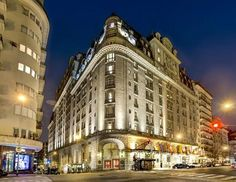 ★★★★★ Alvear Palace Hotel - Leading Hotels of the World, Buenos Aires, Argentina Two Bedroom Suites, Fine Hotels, Palace Hotel, South America, Trip Advisor, The Neighbourhood, Street View, Exterior, Vacation