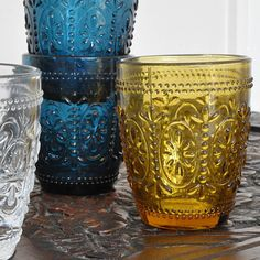 Are you interested in our water glass tumblers? With our drinking glasses you need look no further.