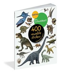 EyeLike Stickers: Dinosaurs in Activity Books