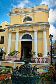 Hotel El Convento, Puerto Rico
