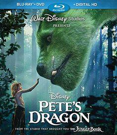 Pete's Dragon (BD + DVD + Digital HD) [Blu-ray] Walt Disn... https://www.amazon.com