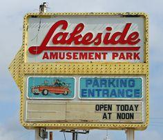 LakeSide Amusement Park!