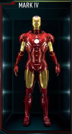 Iron Man - Mark 4 Suit