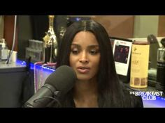 Ciara Interview at The Breakfast Club Power 105.1