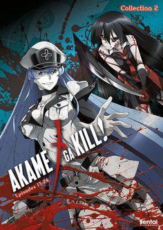 Crunchyroll - AKAME GA KILL 2 DVD