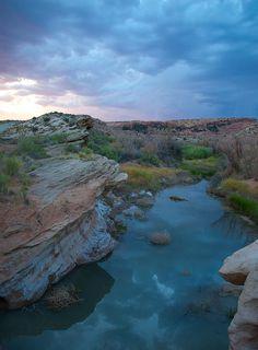 ✯ Painted River Gorge - Utah