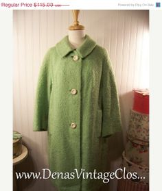50 Off BLACK FRIDAY SALE Vintage 60s by DenasVintageCloset on Etsy, $57.50