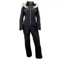 This would be tight to go boarding in...Spyder Eternity Insulated Ski Suit (Women's)   Peter Glenn