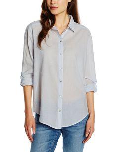 ONLY Damen Regular Fit Bluse Onlveronica L/s Shirt Noos Wvn: Amazon.de: Bekleidung