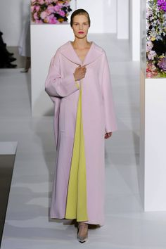 Jil Sander Fall 2012: Raf Simons Says Farewell With Pastels and Tears