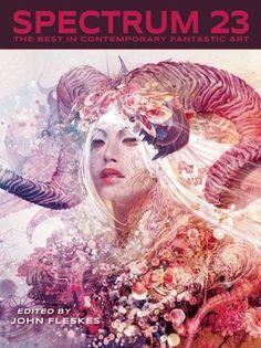 Spectrum 23: The Best in Contemporary Fantastic Art by Jo... https://www.amazon.com/dp/1933865903/ref=cm_sw_r_pi_dp_x_xTFryb49R718H