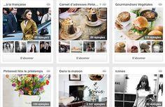 Qu'est-ce qu'un bon tableau?, via the Official Pinterest Blog