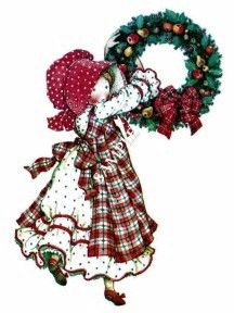 Image result for holly hobbie christmas images