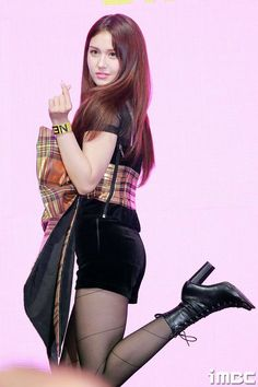 Photo album containing 21 pictures of SOMI Kpop Girl Groups, Korean Girl Groups, Kpop Girls, K Pop, Asian Woman, Asian Girl, Jeon Somi, Fashion Tights, Kpop Outfits