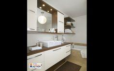 Vanité de salle de bain - Sherby | Cuisines Action