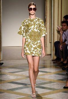 Chicca Lualdi • MMD SS 2015 • Camera Nazionale della Moda Italiana