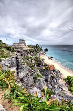Maya Retirement - Tulum, Yucatan, Mexico - http://www.bfhstudios.com/blog/?portfolio=maya-retirement