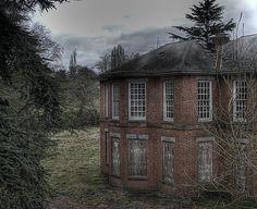 West park abandoned asylum hospital