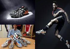 FIFA world cup 2014: Unique range of cleats this game season (see pics)