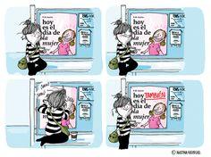 Todos los días son día de la mujer! :)
