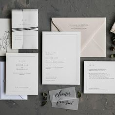 Our Nouvelle semi-custom invitation suite modestly waving hi to everyone and wishing you a fun weekend! Visit our website to learn more about this suite.___#littlecarabaostudio #womenwhohutstle #theknot #theknotpro #shesaidyes #weddinginspo #darlingweekend #bridesofaustin #austinbride #southernwedding #oncewed #thehappynow #handlettering #elopement #calligrafriends #calligraphyphilippines #weddinginvitation #simplepleasures #austincalligrapher #moderncalligraphy #pursuepretty