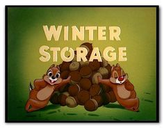 LILEKS (James) Disney Title Card Art