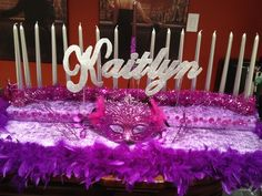 Candelabra for my daughter's upcoming sweet 16 masquerade