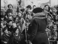 Queen Wilhelmina in Holland during WW2
