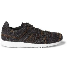 Converse Missoni Knitted Sneakers | MR PORTER
