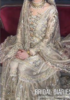 Nikkah Dress, Shadi Dresses, Pakistani Dresses Casual, Pakistani Wedding Outfits, Pakistani Dress Design, Pakistani Bridal Couture, Designer Bridal Lehenga, Indian Bridal Lehenga, Latest Bridal Dresses