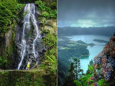 Azores Islands. yes please!