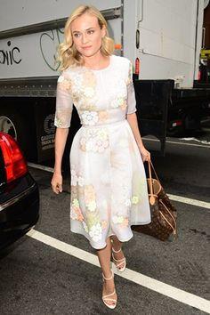 Best dressed - Diane Kruger
